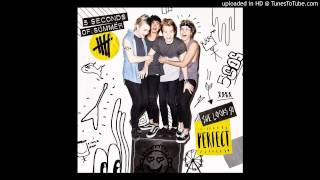 Ashton Irwin Demo of She Looks So Perfect (5 Seconds Of Summer)