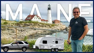 How Not To Visit MAINE: Portland, Bar Harbor, And Not Enough Time - Traveling Robert