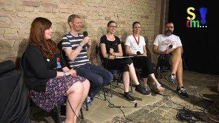 Kulturgut Spiel! - BEEPLE-TALK 2018 auf der Berlin Con! (Spiel doch mal...! )