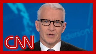 Cooper: Trump has a track record on this type of thing