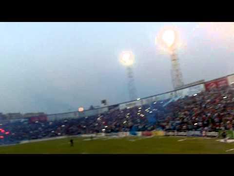 """Jaiba brava vs cruz azul jasso 2015 recibimiento"" Barra: La Terrorizer • Club: Tampico Madero"