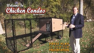 Backyard Chickens - Chicken Coop Ideas