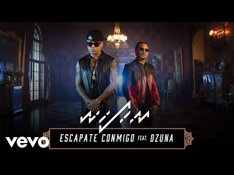 Wisin - Escápate Conmigo (Audio) ft. Ozuna