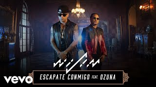 Video Escápate Conmigo de Wisin feat. Ozuna