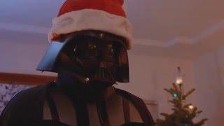 Darth Vader Santa 2015