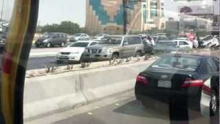 preview picture of video 'Dammam-khobar highway accident 29.09.2012'
