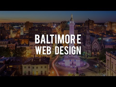 Baltimore Web Design Brain Power Websites