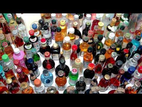Eliminazione di alcolismo da bere difficile