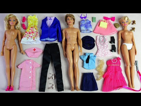 ★바비 아이 캔비 체조챔피언,대통령~개봉후기★Barbie-I Can Be Gymnastics Champion Doll/President Doll