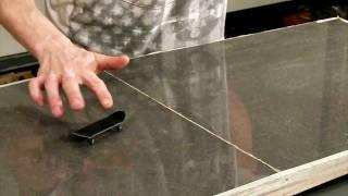 Трюки и советы - Lazer flip