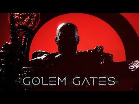 Golem Gates Release Trailer thumbnail