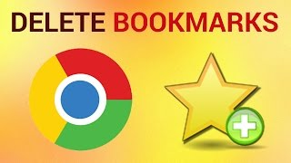 How to Delete Bookmarks on Google Chrome