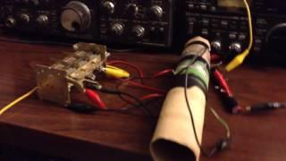 WFAN - on crystal radio
