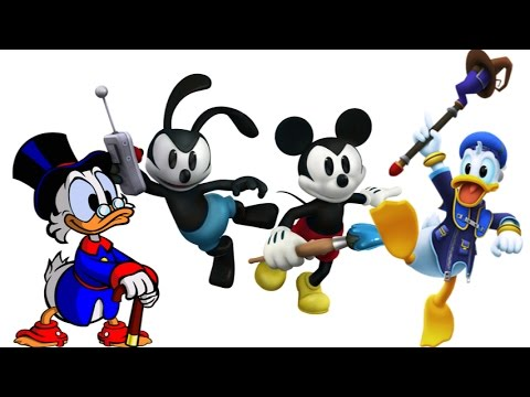 Top 10 Disney Video Games
