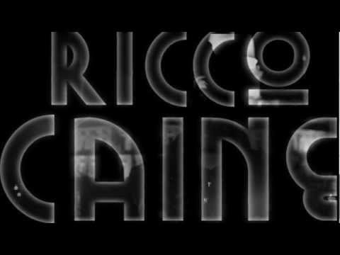 """RICCO CAINE """"ALL BLACK OFFICIAL VIDEO"""""""