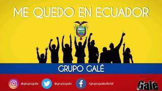 Video Me Quedo En Ecuador (Audio) de Diego Galé