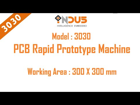 PCB Milling ( Prototyping ) Machine