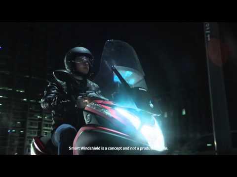 Autonomes Motorrad? & Smarter Windschutz?