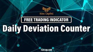 RCDeviationCounter – FREE Indicator for NinjaTrader 8