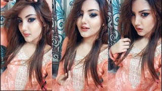 Main Tumhe Barbad Kar Dungi | Cute Indian Girl Musically Video | Double Meaning Musically Videos