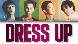 WINNER (위너) - DRESS UP (Color Coded Lyrics   - YouTube