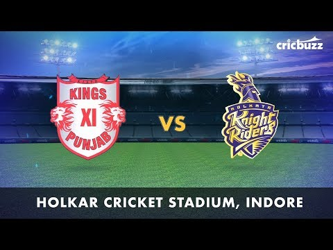 Cricbuzz LIVE: KXIP vs KKR Pre-match show
