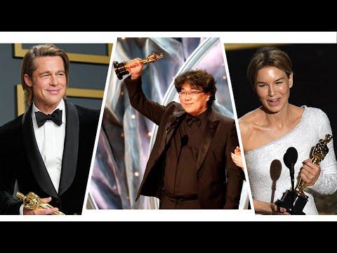 2020 Oscars Award RECAP: Biggest Moments | Eminem, Brad Pitt