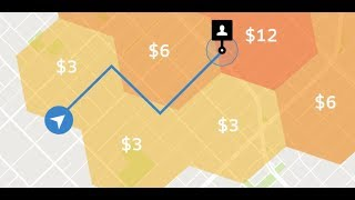 """What Is Uber's """"New Surge"""" (And How Does It Work)?"""