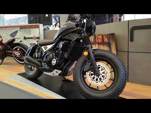 HONDA REBEL 500