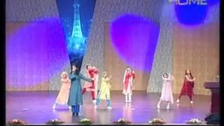 Aye Quaid-e-Azam - Fariha Pervez performing in PTV's Pakistan Zindabad Show