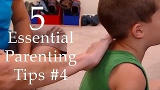 5 Essential Parenting Tips #4 - Dealing with Anger & Aggression - Supernanny US