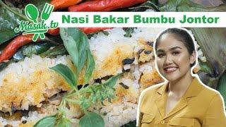 Nasi Bakar Bumbu Jontor