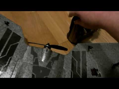 Reptile S800 how to vary stabiliser gain remotely