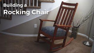 Rocking Chair Build
