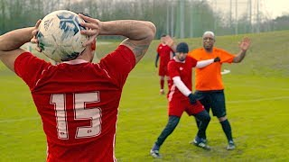 SUNDAY LEAGUE FOOTBALL STEREOTYPES! FT. IAN WRIGHT 😂⚽️