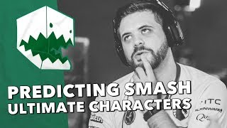 Hungrybox Predicting Characters in Smash Bros Ultimate