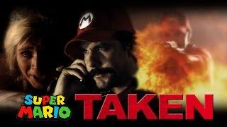 Super Mario Taken (Parody Trailer)