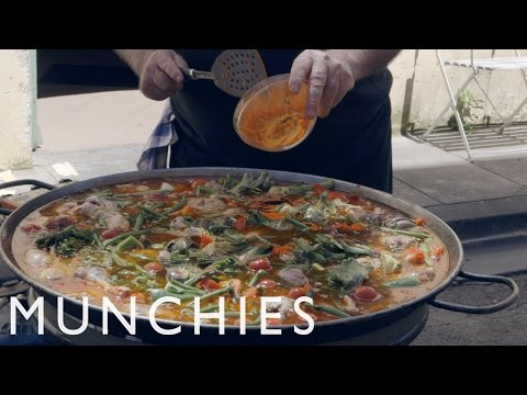 How-To: Make Paella with George Weill and Pepe Linares
