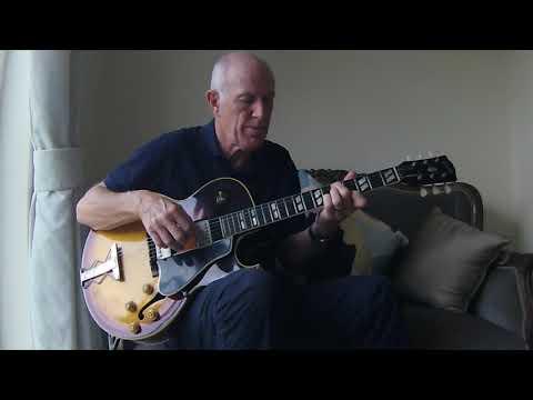 'Stella by Starlight'   Jazz Guitar    Paul Vernon Chester