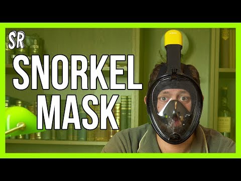 Snorkel Mask | SMACO | Review