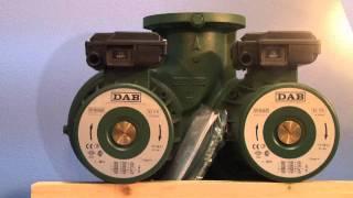 DAB DPH 180/360.80 T Циркуляционный насос от компании ПКФ «Электромотор» - видео