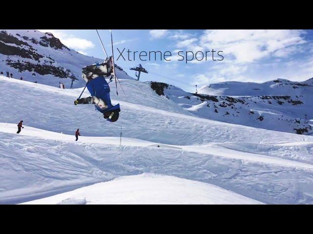 sportourism.id - Kompilasi-Aksi-Freestyle-Skiing-2016