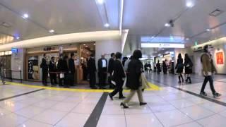 2015-04-10 A walk in Tokyo