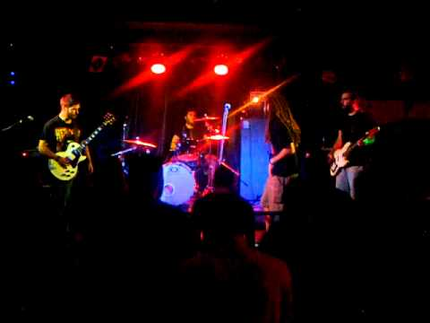 Audiobreed - Lost Again live at An Club