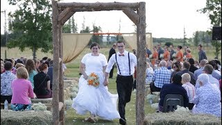 Pancho & Roseanne Wedding Highlights