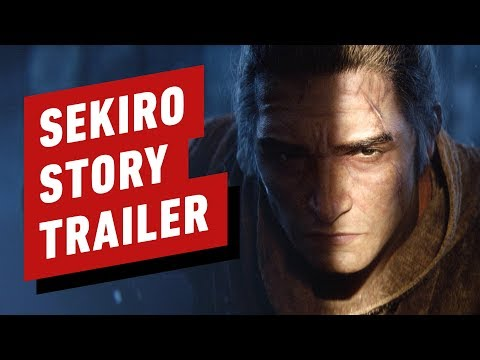 Story Trailer de Sekiro: Shadows Die Twice