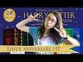 Aniversare 20 de ani de Harry Potter | Unboxing Books Express