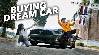 BUYING MY DREAM CAR!! (Dream Come True) | Ranz and Niana