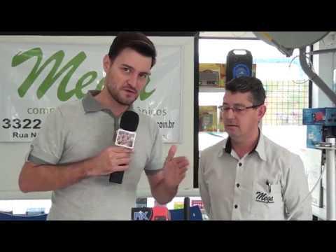 Curta Blumenau - Mega Componentes Eletrônicos [ HD ]
