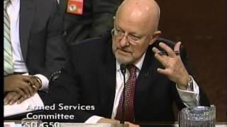 Senator Lee Questions Clapper On Whereabouts Of Syrian Assistance